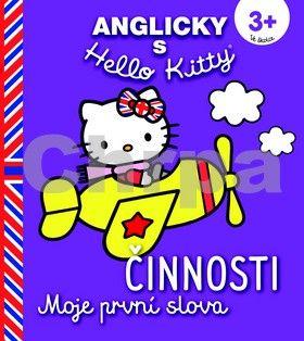 Sanrio: Hello Kitty - Činnosti - leporelo (angličtina s Hello Kitty) cena od 40 Kč