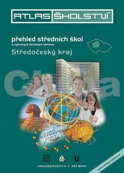 P.F. art Atlas školství 2013/2014 Středočeský cena od 85 Kč