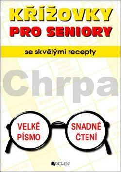 Helena Rytířová: Křížovky pro seniory se skvělými recepty cena od 67 Kč