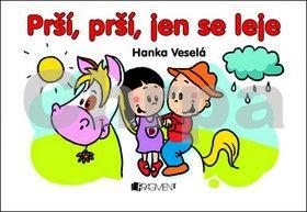 Hanka Veselá: Prší, prší, jen se leje cena od 59 Kč