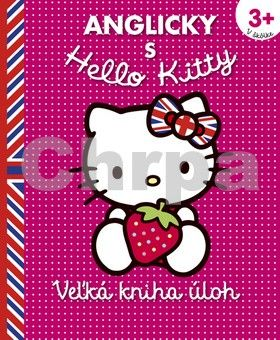 EGMONT Anglicky s Hello Kitty Veľká kniha úloh cena od 145 Kč