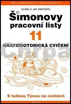 Klára Smolíková, Jan Smolík: Šimonovy pracovní listy 11 cena od 116 Kč