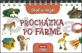 Kolektiv autorů: Procházka po farmě cena od 124 Kč