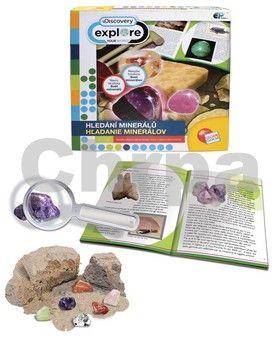 EPline Hledání minerálů cena od 344 Kč