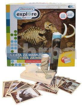 EPline Cesta za mamuty cena od 160 Kč