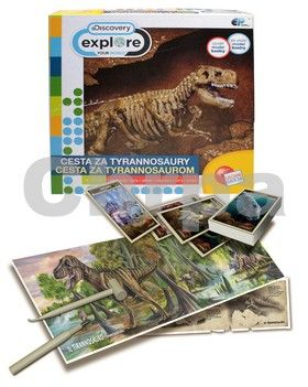 EPline Cesta za Tyranosaury cena od 277 Kč