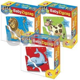 EPline Baby genius baby zvířátka cena od 123 Kč