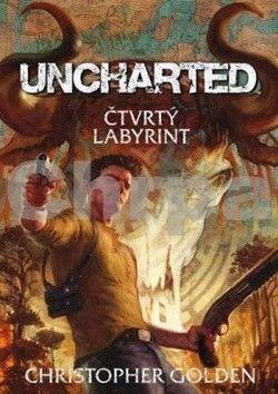 Christopher Golden: Uncharted - Čtvrtý labyrint cena od 76 Kč