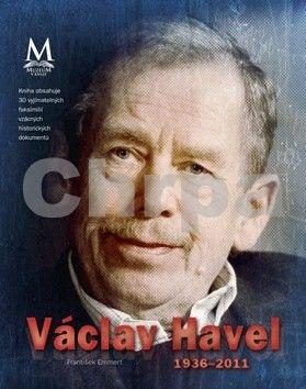František Emmert: Václav Havel - muzeum v knize cena od 679 Kč