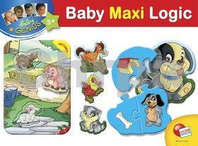 EPline Baby genius maxi logik cena od 0 Kč