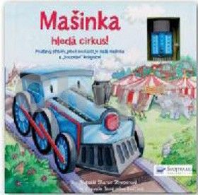 Mašinka hledá cirkus! cena od 119 Kč
