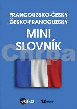 TZ-one: Francouzsko-český česko-francouzský minislovník cena od 48 Kč