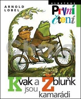 Arnold Lobel: Kvak a Žbluňk jsou kamarádi cena od 114 Kč