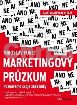 Miroslav Foret: Marketingový průzkum cena od 211 Kč