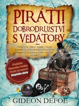 Gideon Defoe: Piráti! - Dobrodružství s vědátory cena od 139 Kč