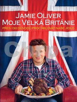 Jamie Oliver: Jamie Oliver - Moje Velká Británie cena od 407 Kč