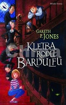 Gareth Jones: Kletba rodu Bardulfů cena od 159 Kč