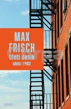Max Frisch: Třetí deník cena od 59 Kč