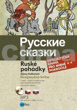 Aljona Podlesnych: Ruské pohádky cena od 182 Kč