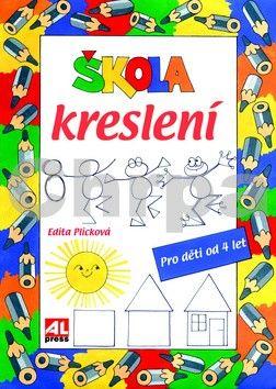 Edita Plicková: Škola kreslení cena od 105 Kč