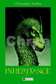 Christopher Paolini: Inheritance - brož. cena od 203 Kč