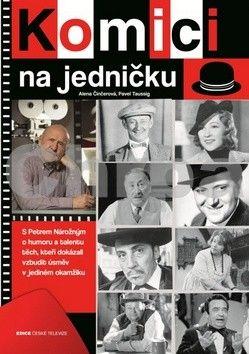 Alena Činčerová, Pavel Taussig: Komici na jedničku cena od 0 Kč