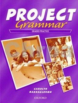 Carolyn Barraclough: Project Grammar cena od 342 Kč