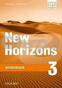 Paul Radley, Dan Simmons: New Horizons 3 Workbook cena od 179 Kč