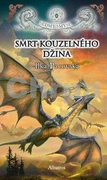 Ilka Pacovská: Smrt kouzelného džina cena od 169 Kč