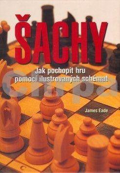 James Eade: Šachy - Jak pochopit hru pomocí ilustrovaných schémat - 2. vydání cena od 290 Kč