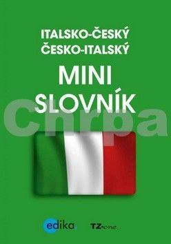 TZ-one: Italsko-český česko-italský minislovník cena od 46 Kč