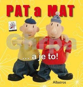 Ivan Rössler: Pat a Mat cena od 149 Kč