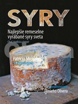 Patricia Michelson: Syry cena od 662 Kč