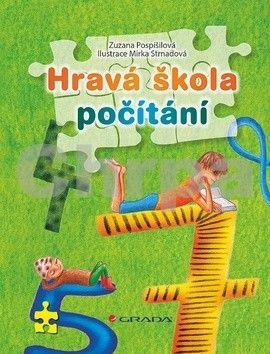 Zuzana Pospíšilová: Hravá škola počítání cena od 74 Kč
