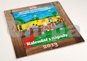 Patagonie Kalendář s nápady 2013 cena od 99 Kč