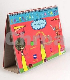 Patagonie Kalendář s nápady 2013 cena od 134 Kč