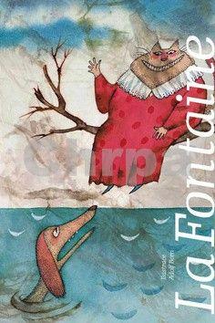 Jean de La Fontaine: La Fontaine - Bajky výběr cena od 186 Kč
