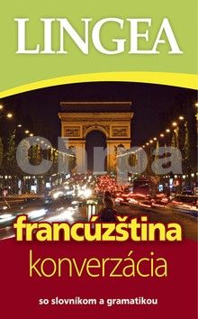 Lingea Francúzština konverzácia So slovníkom a gramatikou cena od 123 Kč