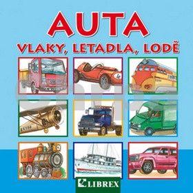 LIBREX Auta, vlaky, letadla, lodě cena od 54 Kč