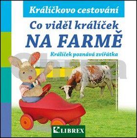 LIBREX Co viděl králíček na farmě cena od 63 Kč