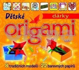 REBO Productions Dárky Dětské origami cena od 51 Kč