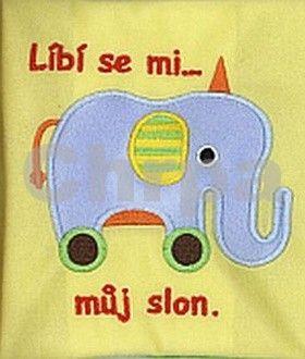 LIBREX Líbí se mi můj slon cena od 82 Kč