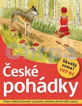 Ertl Zdeněk: České pohádky - Psáno velkými písmeny... cena od 160 Kč