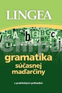 Lingea Gramatika súčasnej maďarčiny cena od 175 Kč