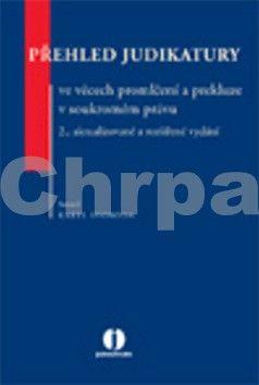 Karel Svoboda: Přehled judikatury ve věcech promlčení a prekluze v soukromém právu, 2., aktualizované a rozšířené vydání (E-KNIHA) cena od 264 Kč