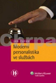 Jan Žufan: Moderní personalistika ve službách cena od 225 Kč