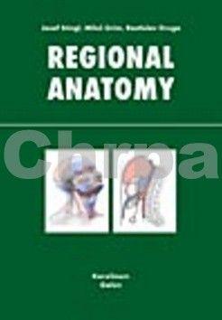 Josef Stingl: Regional anatomy cena od 352 Kč