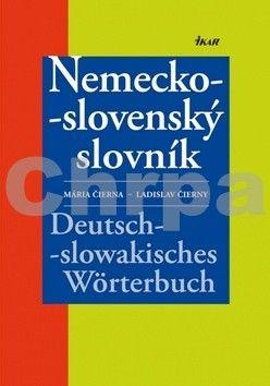 Mária Čierna: Nemecko-slovenský slovník cena od 1458 Kč