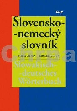 Mária Čierna: Slovensko-nemecký slovník Slowakisch-deutsches Wörterbuch cena od 1452 Kč