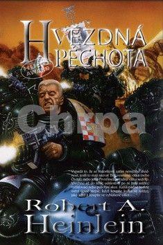 Robert A. Heinlein: Hvězdná pěchota cena od 141 Kč